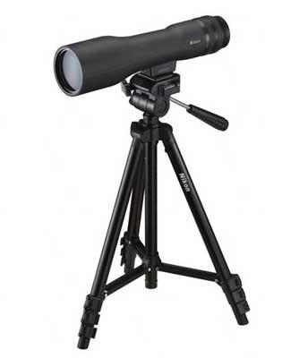 Nikon Prostaff 3 teleskopsett