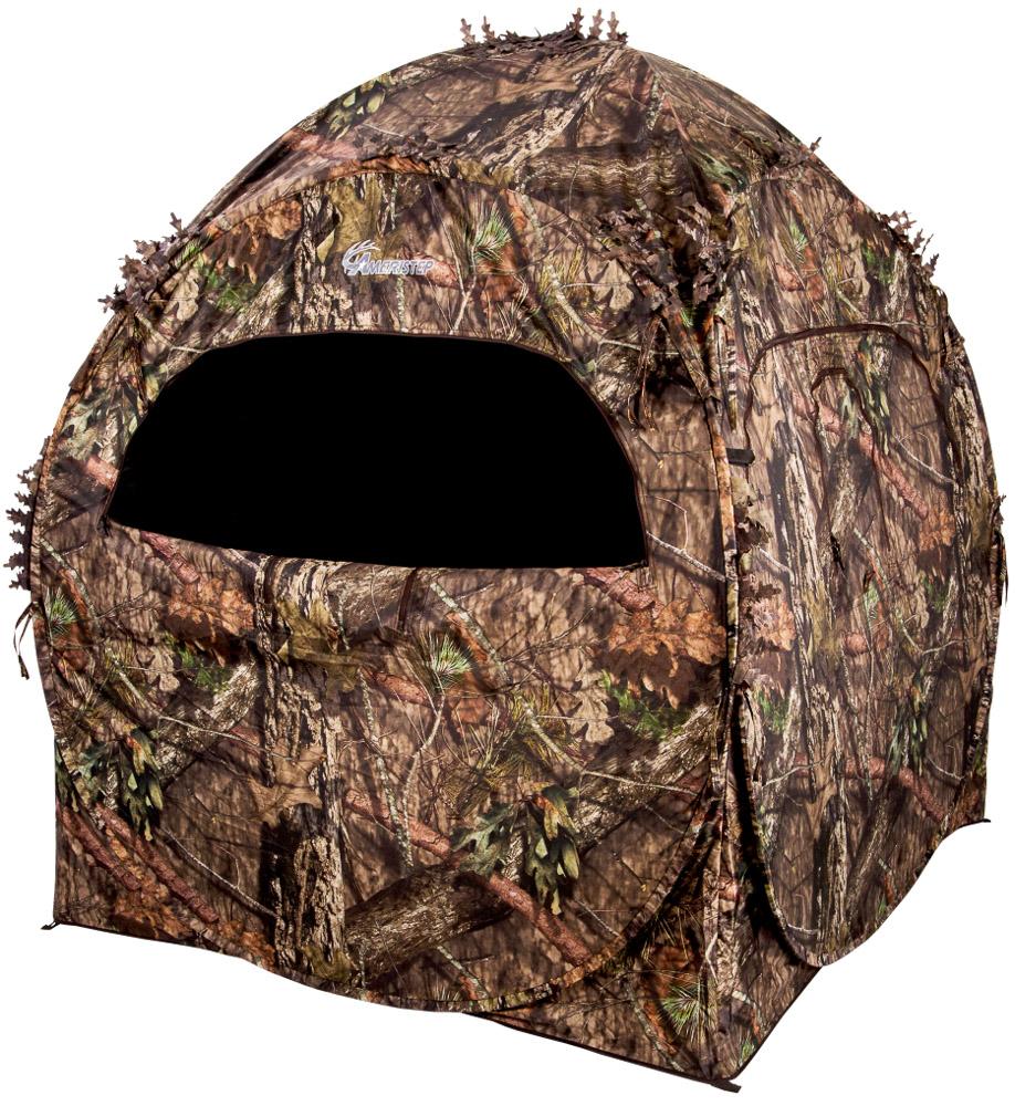 Kamuflasjetelt - Doghouse Pop-up telt