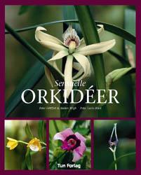 Vakker bok om orkidéer
