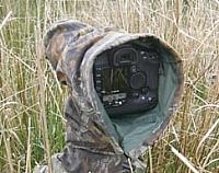 Kamera- og linseskjuler, L71cm