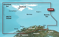 BlueChart g3 Vision - Lofoten-Svalbard