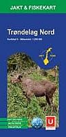 Jakt og Fiskekart 9 - Trøndelag  Nord
