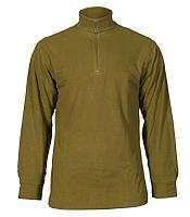 Feltskjorte str. XL. Grønn