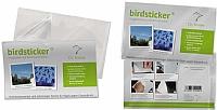 Birdsticker 1-stk