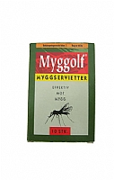 Myggserviett 10 stk - Myggolf