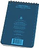 Allvær spiralblokk - Plastcover (246) Blå