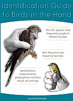 Identification Guide to Birds in the Hand