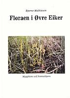 Floraen i Øvre Eiker