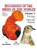 Handbook of the Birds of the World, vol. 9.