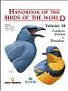 Handbook of the Birds of the World, vol. 10.