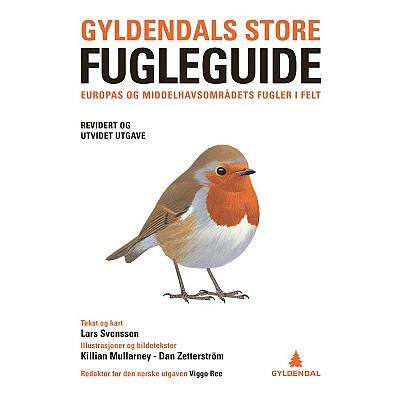 Gyldendals store fugleguide og Norske fugler
