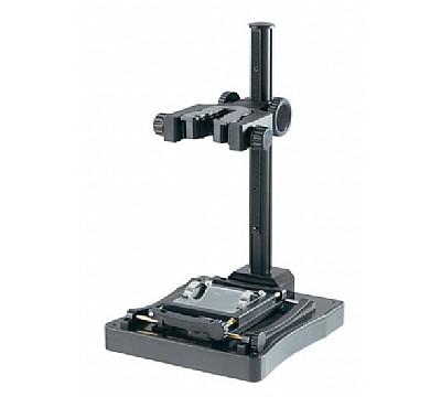 Mikroskopstativ med underlys